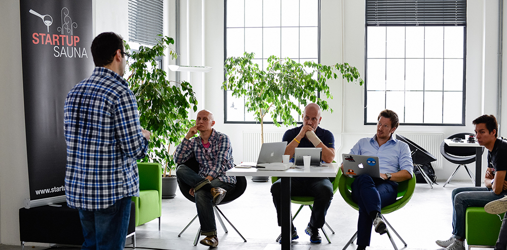 Startup Sauna se vrací do TechSquare. Přijďte zapitchovat