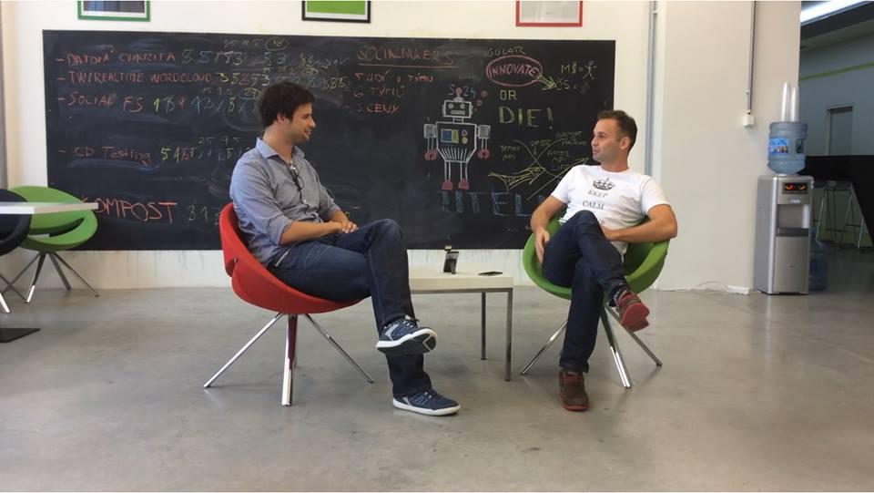 Jiří Matela, Andrej Kiska a připravovaný videorozhovor na CzechCrunch TV