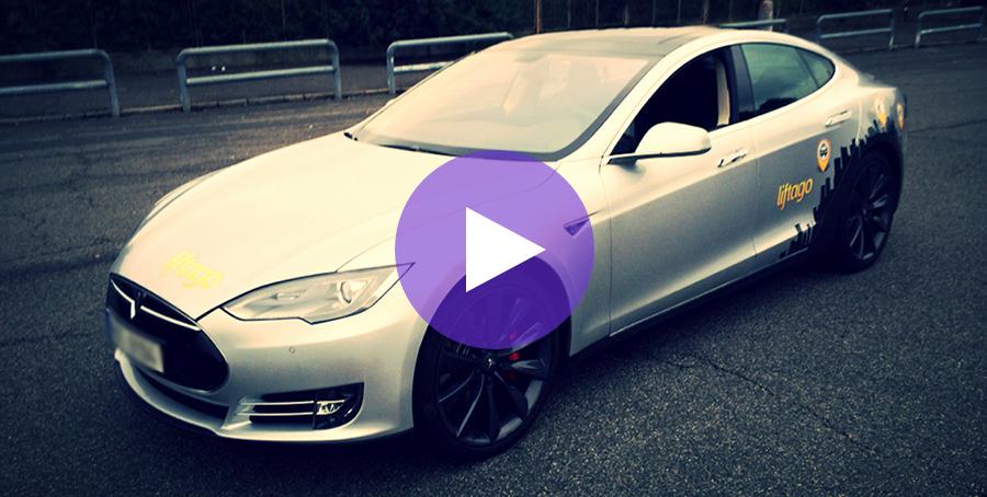 CzechCrunch TV: Liftago a jejich stíhačka Tesla S