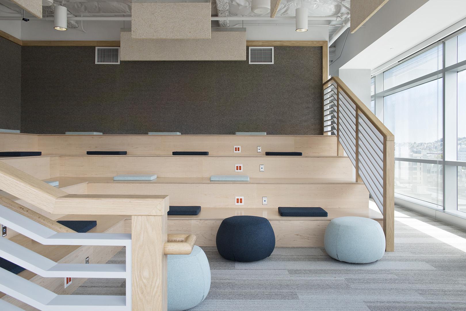 Prostor pro přednášky a meetingy…