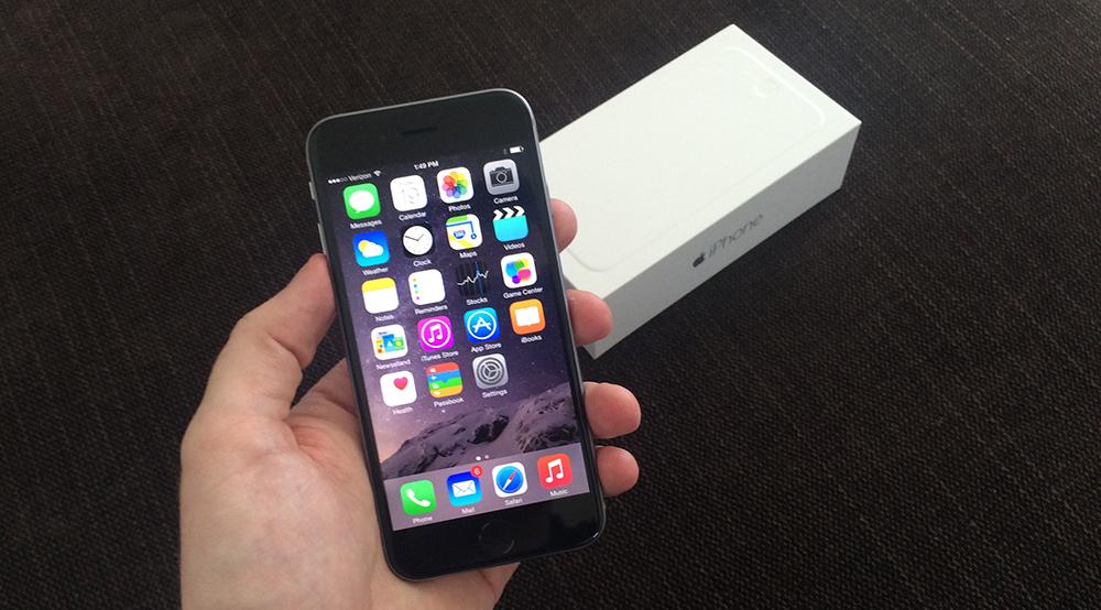 Exkluzivně: iPhone 6 Unboxing