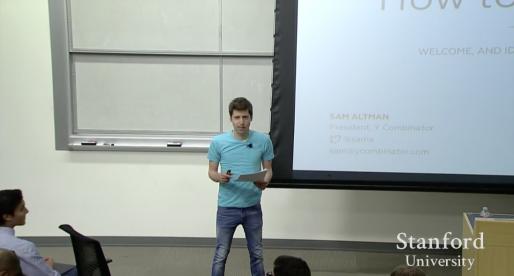 Startup Class CS183B: Unikátní video kurz od Y Combinatoru, který vás naučí startupovat