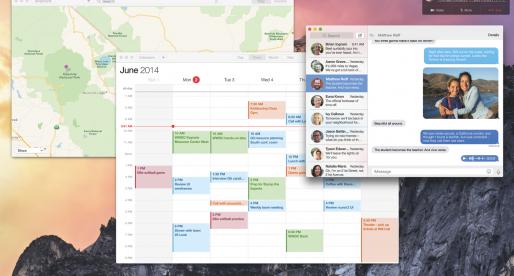 Apple zazdil představení nových Windows 10 vydáním nové verze OSX Yosemite