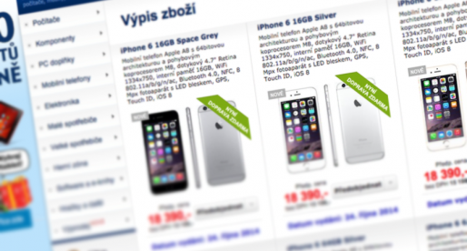 Alza vypustila předobjednávky pro iPhone 6 a sprostě kopíruje námi odhadnuté ceny!