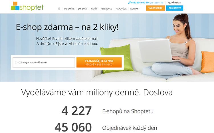 Ondřej Tomek kupuje 70% českého poskytovatele eshopů Shoptet.cz