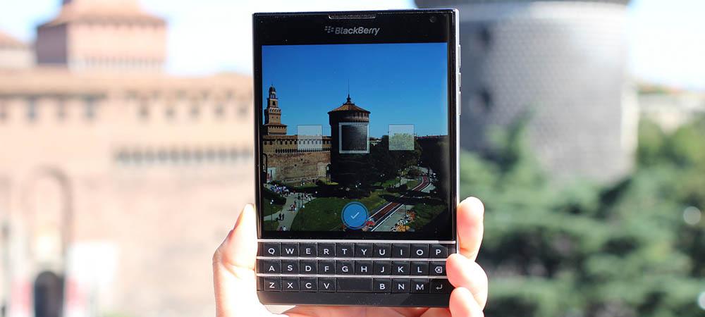 Blackberry se trapným pokusem snaží přetáhnout zákazníky Apple