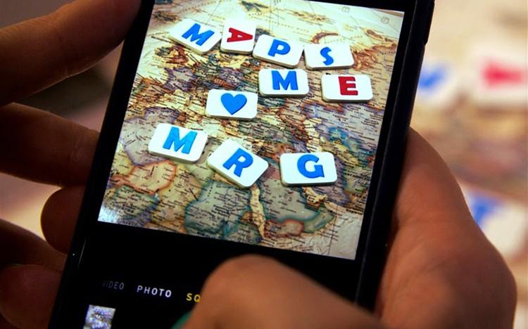 Ruský Mail.ru kupuje startup Maps.me