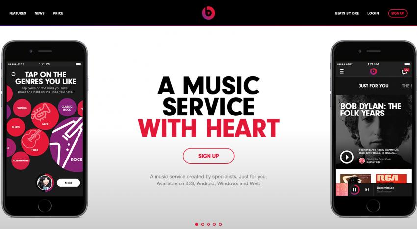 Apple udělá z Beats Music nativní aplikaci