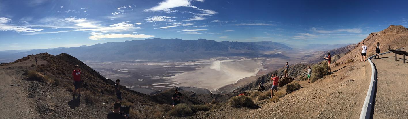 Death Valley…