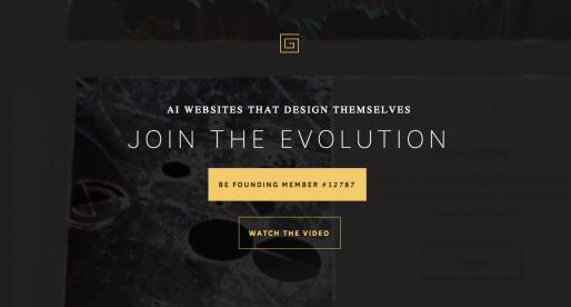 Jak se podařilo startupu The Grid vydělat přes 1,2 milionu dolarů bez reálné ukázky produktu