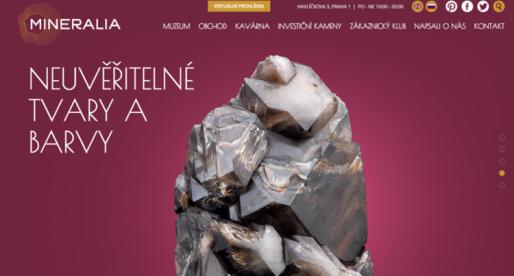 Mineralia Honzy Barty před Vánoci částečně končí. Co je příčinou neúspěchu?