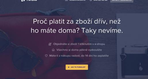 Twisto.cz o Vánocích navýšilo obrat o 400%