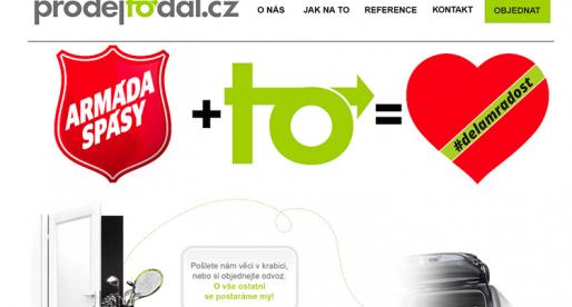 ProdejToDal.cz chce předstihnout konkurenční Bazarobot .cz a být jedničkou