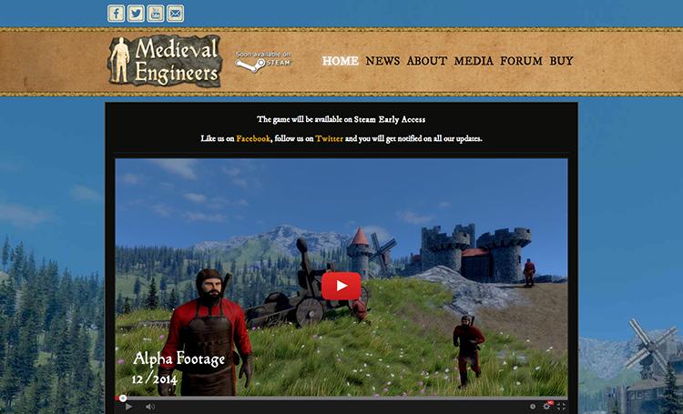 Čeští Keen Software House oznamují novou herní indie pecku