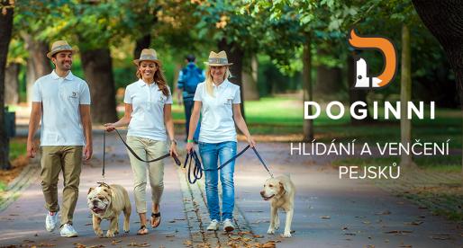 DOGINNI.cz, české Airbnb pro psy