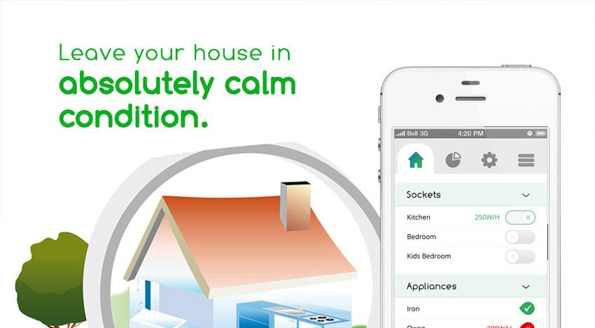 Český startup beCalm umí detekovat na dálku problémy s elektřinou a plynem v domácnosti