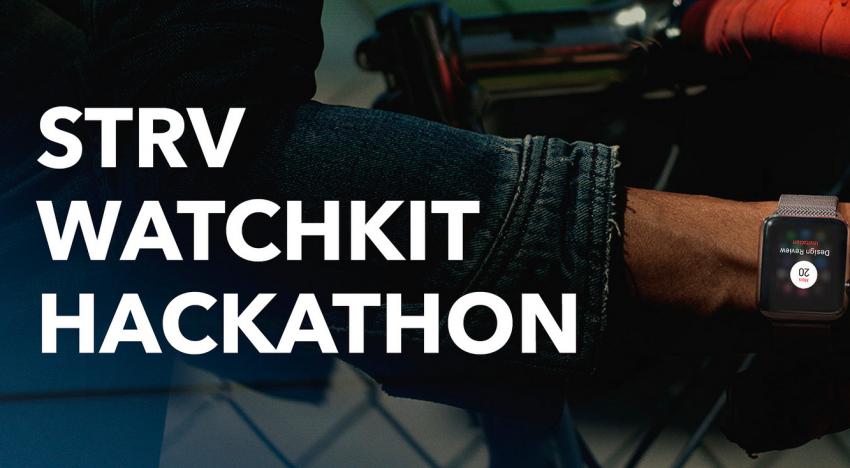 Čeští STRV chystají hackathon plný hvězd ze Silicon Valley zaměřený na Apple Watch