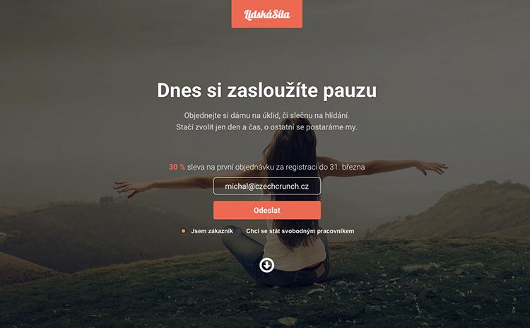 Český startup LidskaSila.cz chce být Heurekou pro služby