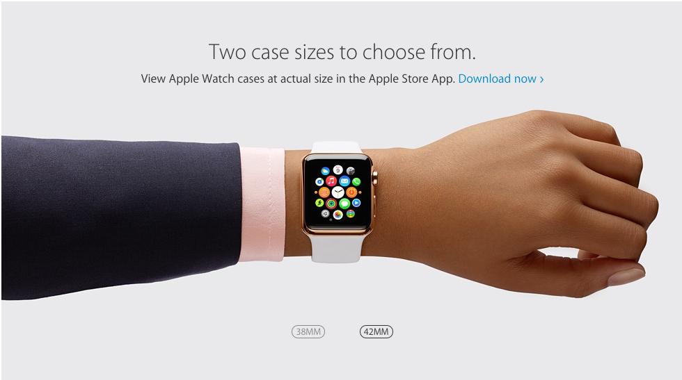 Apple Watch se pomalu ale jistě blíží…