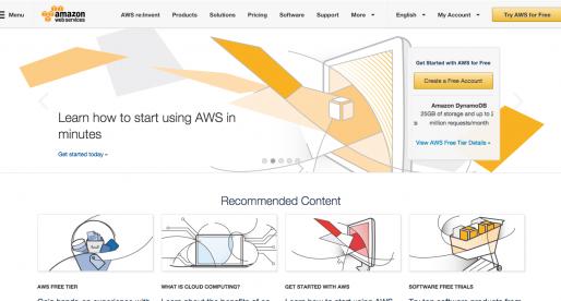 Amazon zveřejnil finanční výsledky svého AWS a překonal veškerá očekávání