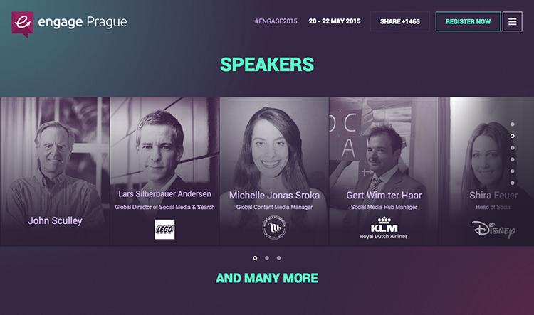 Tyhle zahraniční hvězdy se představí v Praze na očekávané konferenci českých Socialbakers