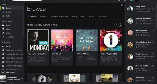 Spotify odhaluje počet uživatelů a překračuje hranici 100 milionů, s třetinou platících