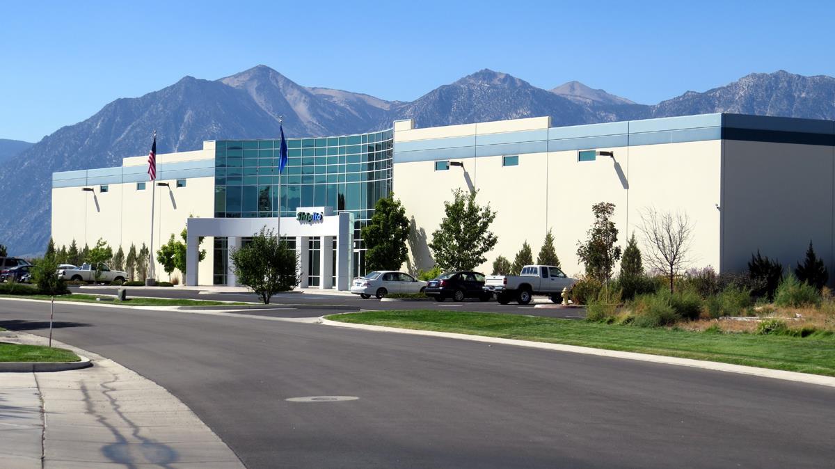 Hlavní budova firmy Shipito