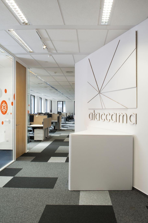 Ataccama sídlí v objektu: Futurama Business Park v Karlíně…