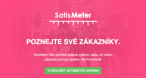 Zakladatel startupu SatisMeter: V této fázi se zaměřujeme na rozšíření uživatelské základny