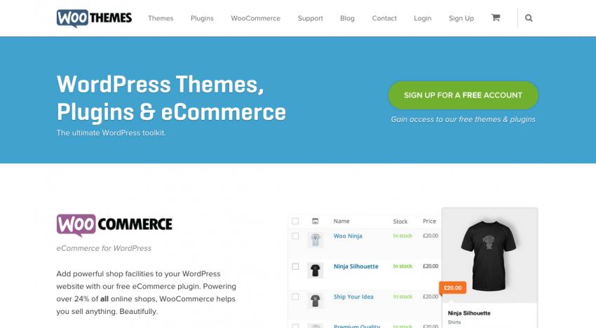 Tvůrci platformy WordPress koupili prodejce šablon WooThemes za 736,6 milionů korun!