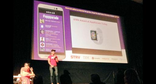 Včerejší AppParade na plné čáře ovládla aplikace Restu