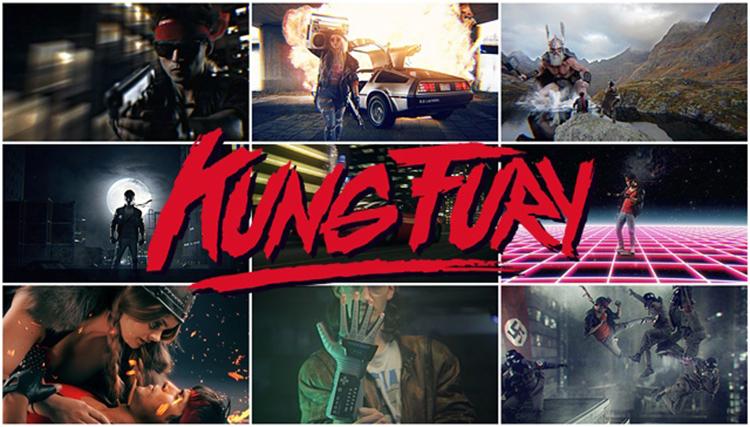 Kung Fury, film vytvořený díky kampani na Kickstarteru, kde vybral 15,7 milionů korun!