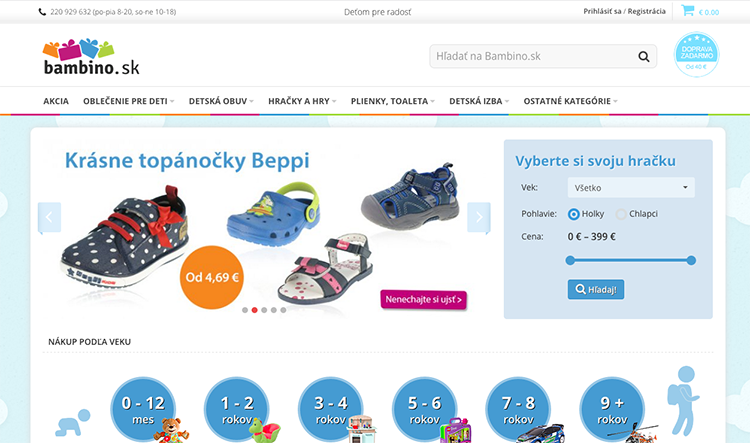 E-commerce Holding investiční skupiny Rockaway vstupuje na Slovensko