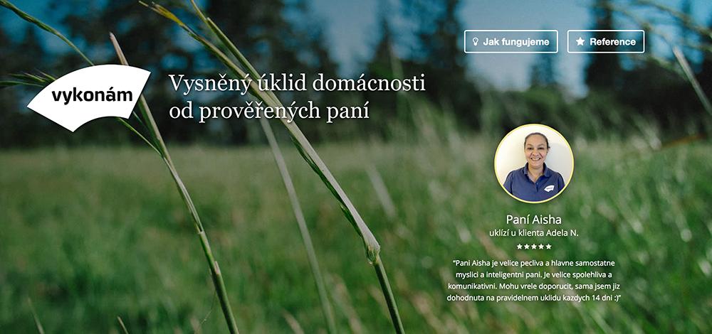 Vykonám.cz: český startup, který vám pomůže s domácími pracemi