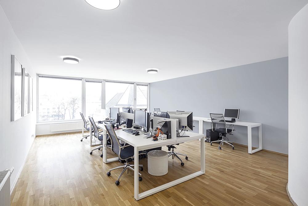 Kanceláře Madeo ve Zlíně