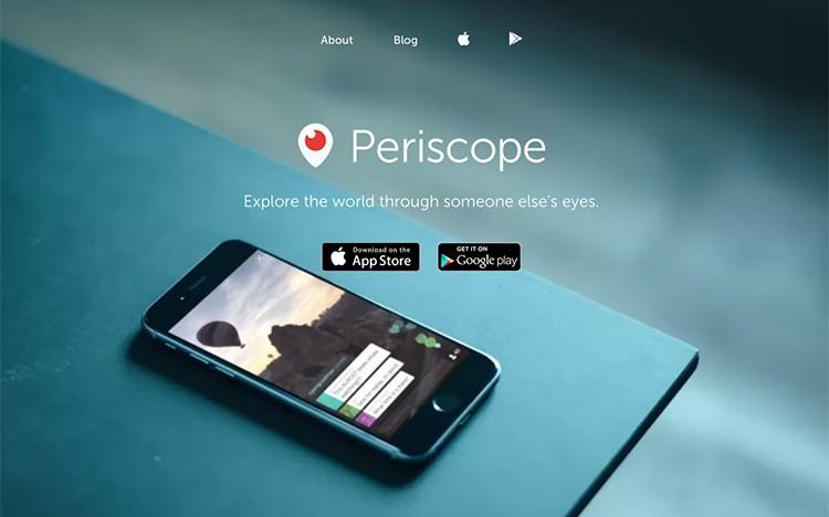 Populární appka Periscope míří konečně i na Android