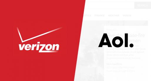 Verizon kupuje za 4,4 miliardy dolarů AOL, které vlastní TechCrunch a CrunchBase