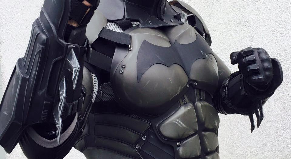 Tahle firma vytiskla na 3D tiskárně nejnovější Batman oblek