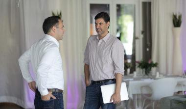 Jan Jírovec v rozhovoru s Seanem Gaddisem-h