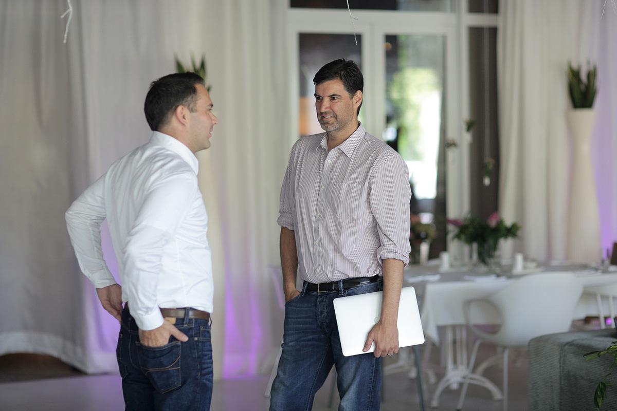Jan Jírovec v rozhovoru s Seanem Gaddisem