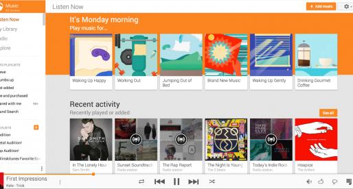 Google se snaží předběhnout Apple Music zajímavou novinkou