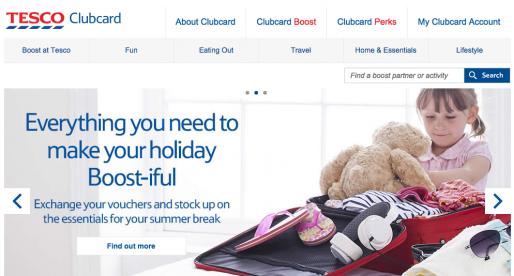 Google zvažuje nákup firmy stojící za Tesco Clubcard za několik miliard dolarů