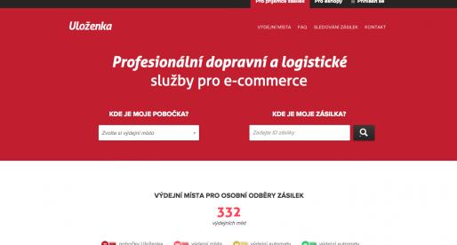 Přepravní služba Uloženka.cz získává Rockaway jako strategického partnera. Letos chce vydat 2 miliony balíčků