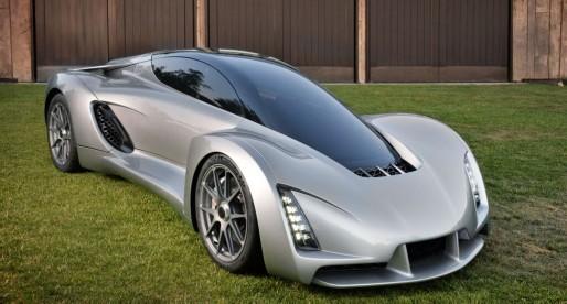 Podívejte se na supersportovní auto z 3D tiskárny, které zrychlí z 0 na 100 za 2 sekundy