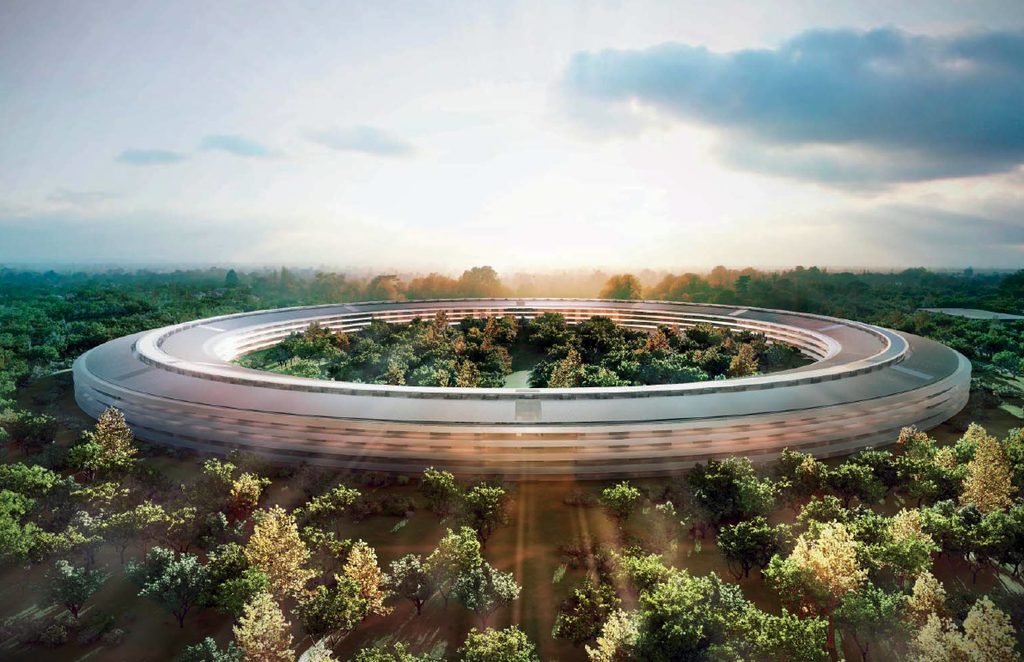 apple-spaceship