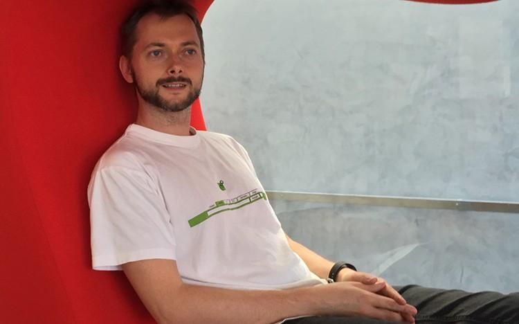 Michal Illich kupuje za miliony korun 80 procent v konferenci WebExpo