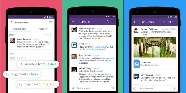 Miliardový Slack vydává úplně novou appku pro Android