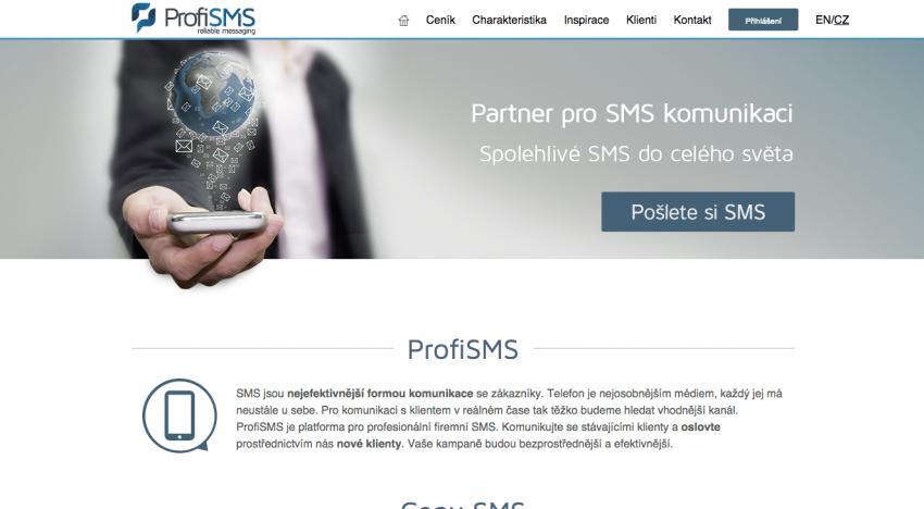 Česká marketingová agentura zaznamenala za první půlrok tohoto roku 35 milionů odeslaných SMS zpráv