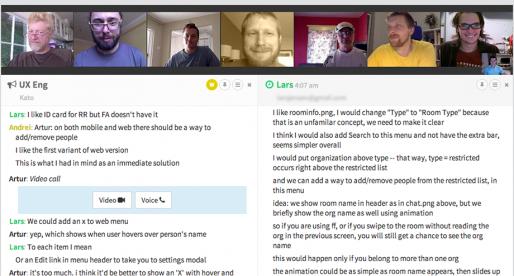 Jak Slack zničil svojí konkurenci v podobě businessové chatovací aplikace