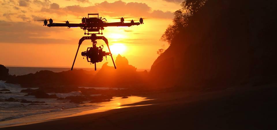 Tenhle nový startup se chce stát Airbnb pro létající drony